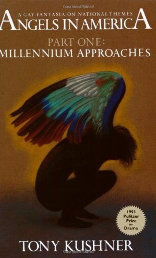 Angels In America: Part One: Millennium Approaches Book by Tony Kushner in If I Stay