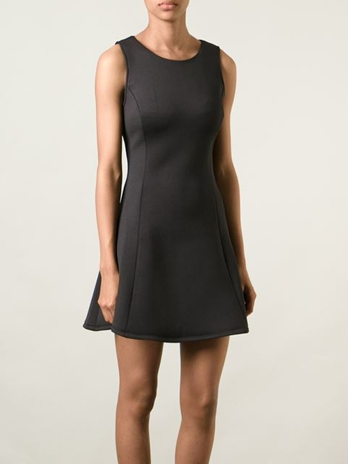 Sleeveless Flared Dress by Pop CPH in The Vampire Diaries - Season 7 Episode 2