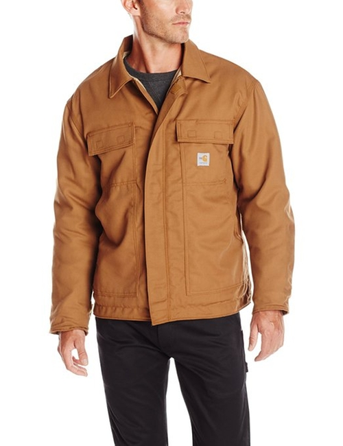 Flame Resistant Jacket by Carhartt in Steve Jobs