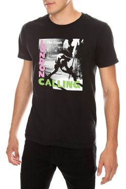 The Clash London Calling T-Shirt by Hot Topic in (500) Days of Summer