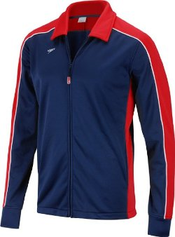 Streamline Warm Up Jacket by Speedo in Drive