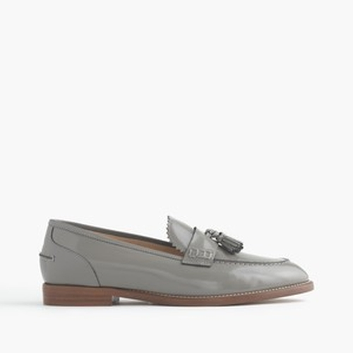Biella Tassel Loafers by J. Crew in Supergirl