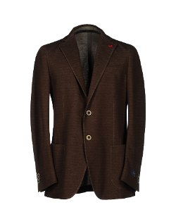 Jersey Lapel Collar Blazer by Tombolini in The American