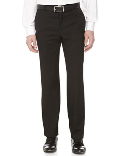 Wool Suiting Dress Pants by HICKEY FREEMAN in This Is Where I Leave You
