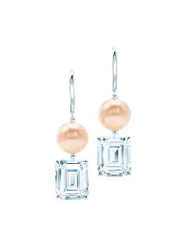 Earrings of Lucida Diamonds by Tiffany & Co. in The Great Gatsby
