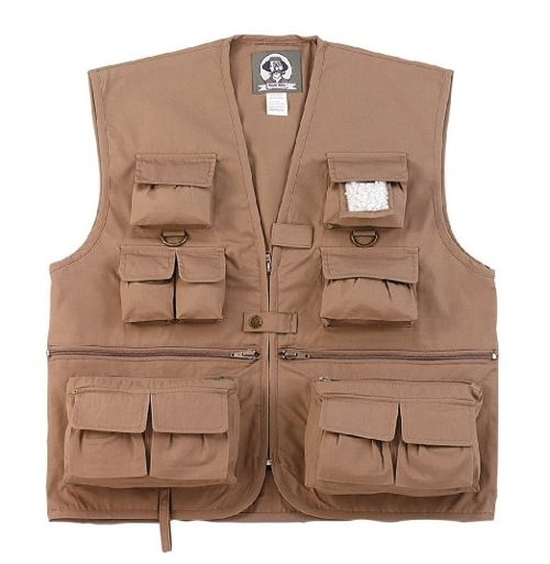 Kids Travel Style Vest by Rothco in Me and Earl and the Dying Girl