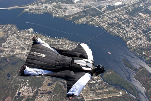S-Bird Wingsuit by Tony Suits in Point Break