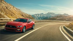 Mustang 2015 Coupe by Ford in Need for Speed