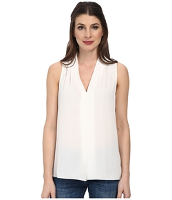 Sleeveless V-Neck Blouse by Vince Camuto in The Divergent Series: Allegiant