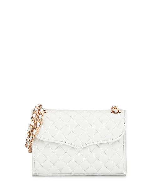 Quilted Affair Mini Shoulder Bag by Rebecca Minkoff	 in The Other Woman