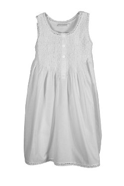 Handmade Smock Embellished Tatting Lace Nightgown by Taleen in Sex and the City 2