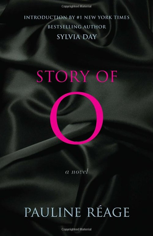 Pauline Reage Book by Story of O in That Awkward Moment