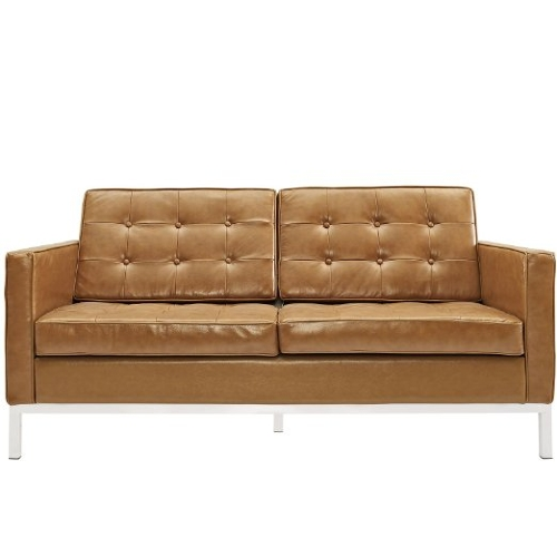 Urban Contemporary Tufted Sofa by America Luxury - Sofa in Cut Bank