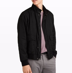 Technical Newsboy Jacket by Club Monaco in Friends From College