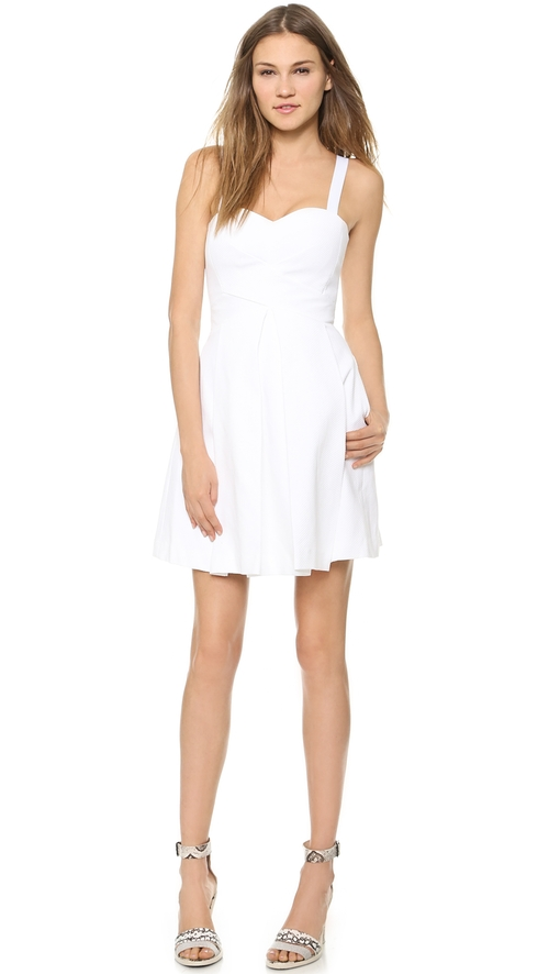 Cielo Mini Dress by Rebecca Minkoff in Beyond the Lights