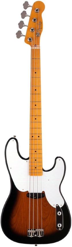 Reissue Precision Sun Burst Electric Bass Guitar by Fender  in Love