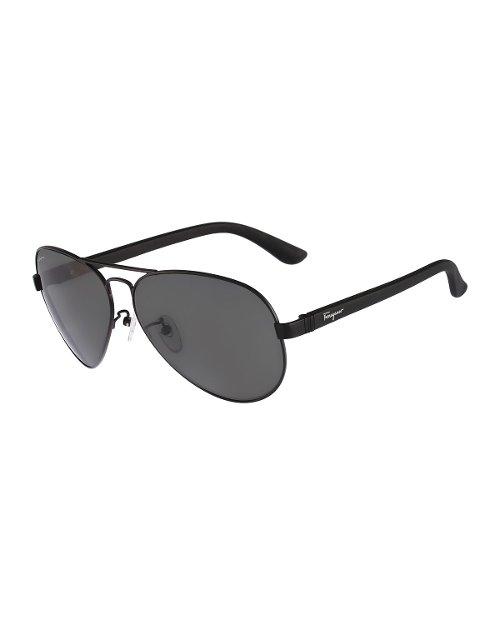 Gancio Aviator Sunglasses by Salvatore Ferragamo in The Town