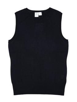 Merino Wool Shell Vest by Doria in Whiskey Tango Foxtrot