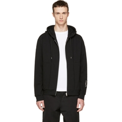 Inside Out Zip Hoodie by McQ Alexander McQueen in Power