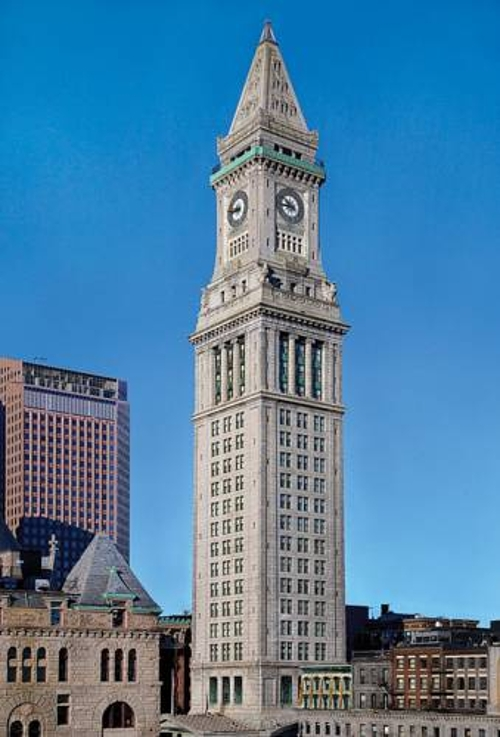 Marriott's Custom House Boston, Massachusetts in Ted 2