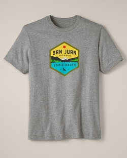 Men's Graphic T-Shirt by Eddie Bauer in Paper Towns