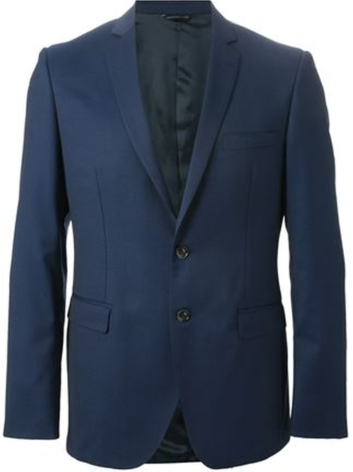 Two Piece Suit by Tonello in The Walk