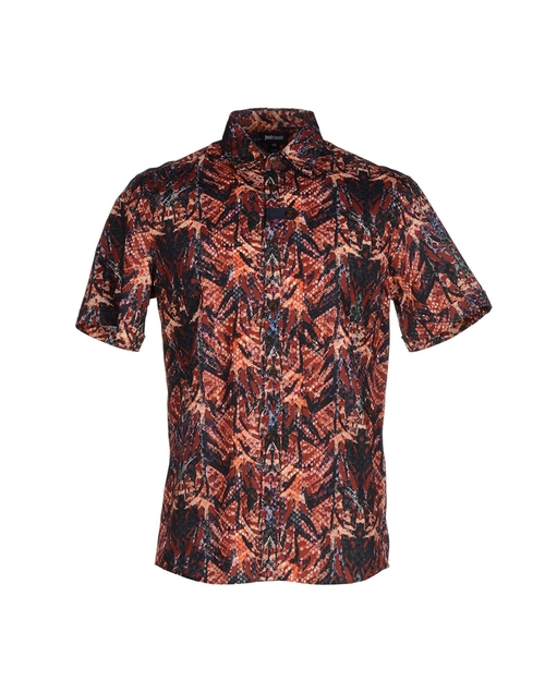 Printed Shirt by Just Cavalli in Fight Club