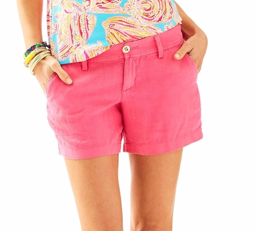 Calla Shorts by Lilly Pulitzer in Unbreakable Kimmy Schmidt - Season 2 Episode 13