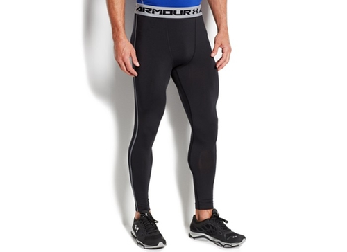 HeatGear Armour Compression Leggings by Under Armour in Creed
