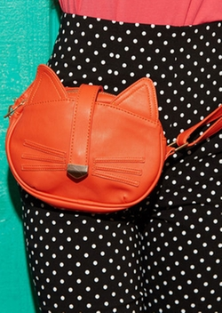 Do You Have to Let It Whisker? Bag by Modcloth in Fuller House