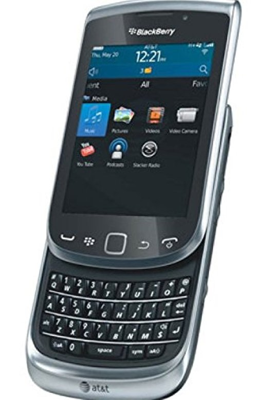 Torch 9810 GSM 4G Global Smartphone by BlackBerry in Taken 3