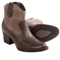 Capri Ankle Boots by Born in Pitch Perfect 2
