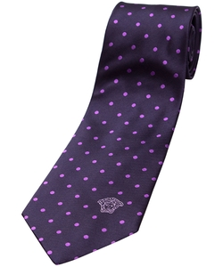 Slim Silk Tie by Versace in Jessica Jones