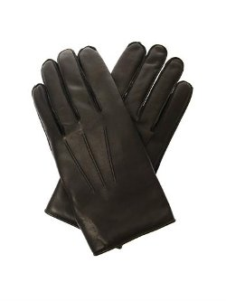 Cashmere Lined Leather Gloves by Lanvin in Sherlock Holmes: A Game of Shadows