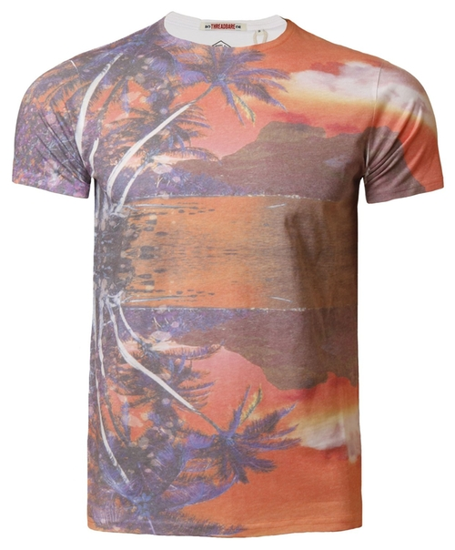 Photo Print T-Shirt by Threadbare in The Flash