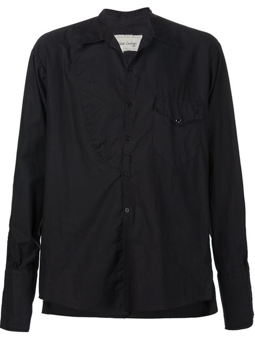 Flap Pocket Shirt by Greg Lauren in Barbershop: The Next Cut