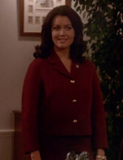 Bouclé-Crepe Jacket by Michael Kors in Scandal
