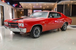 1970 Chevelle SS Car by Chevrolet in John Wick: Chapter 2