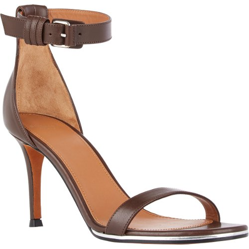 Nadia Ankle-Strap Sandals by Givenchy in Entourage