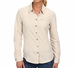 Rayleigh Stretch Vent Shirt by Jack Wolfskin in The Walking Dead