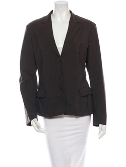 Wool Blazer by Jil Sander in Secret in Their Eyes