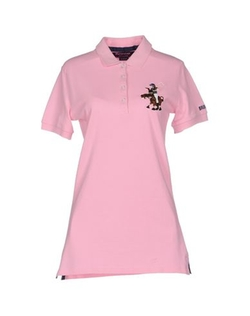 Athletic Outfit Polo Shirt by Bronzaji in Knocked Up