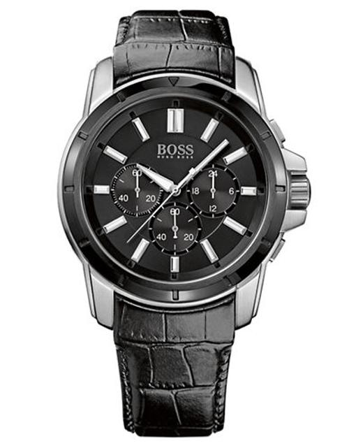 Men's Origin Chronograph Watch by Hugo Boss in Mortdecai