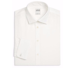 French Cuff Dress Shirt by Armani Collezioni in The Hangover