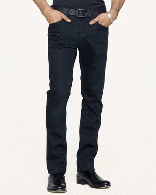 Straight-Fit Stretch Jeans by Ralph Lauren in John Wick