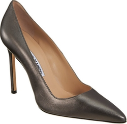 Specchio BB Pumps by Manolo Blahnik in Sex and the City