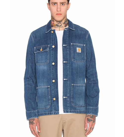 Michigan Chore Jacket by Carhartt WIP in Bleed for This