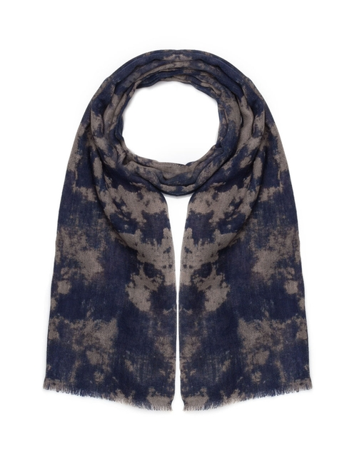 Printed Wool Scarf by Maya in Jessica Jones