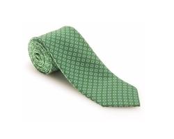 Medallion Silk Tie by Robert Talbott in Designated Survivor