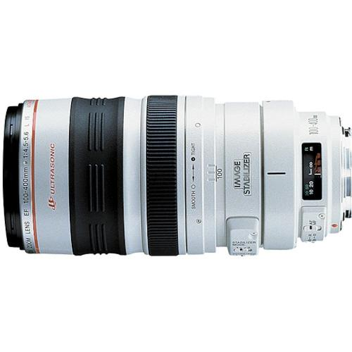 IS USM Telephoto Zoom Lens for Canon SLR Cameras by Canon in Let's Be Cops